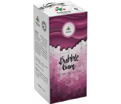 Liquid Dekang Menthol Bubble Gum 10ml - 0mg (Mentolová žvýkačka)