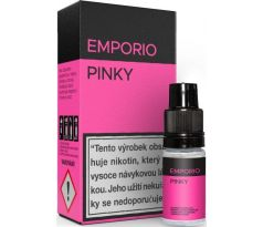 Liquid EMPORIO Pinky 10ml - 18mg